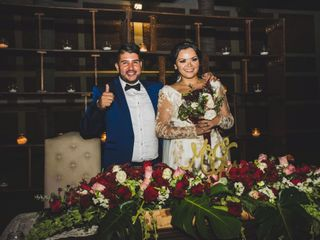 La boda de Isela y Emmanuel