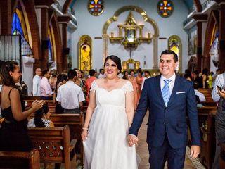 La boda de Daniela y Carlos 1