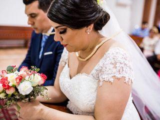 La boda de Daniela y Carlos 2