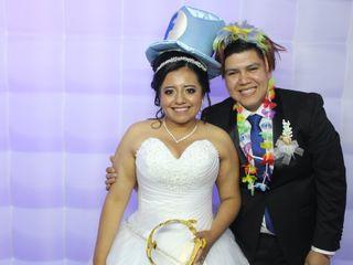 La boda de Betzabeth y Marco Antonio 3