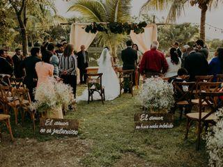 La boda de María y Jasiel 2