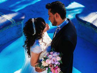 La boda de Mariel y Abraham