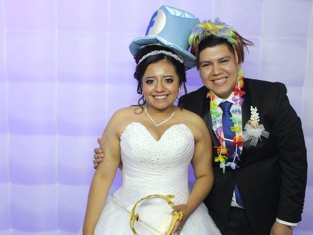 La boda de Betzabeth y Marco Antonio