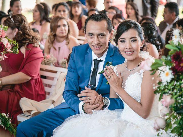 La boda de Karina y Julio