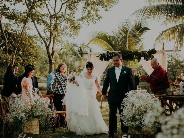 La boda de Jasiel y María en Ciudad Valles, San Luis Potosí 11