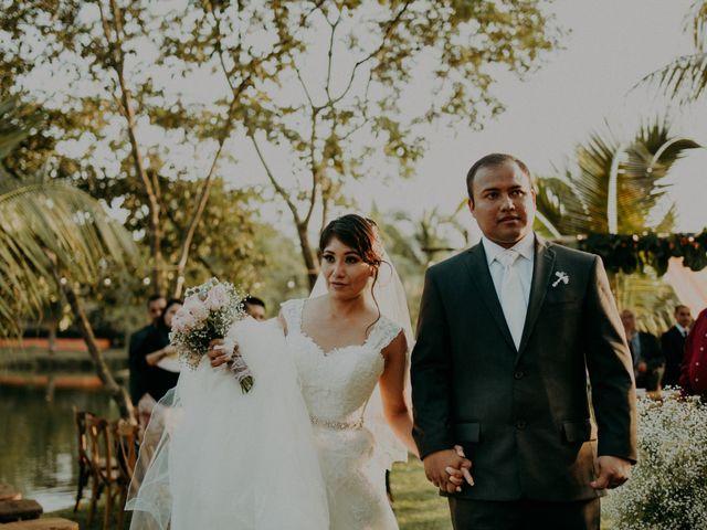 La boda de Jasiel y María en Ciudad Valles, San Luis Potosí 12