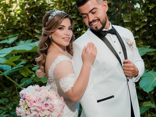 La boda de Mayerlin y Manuel