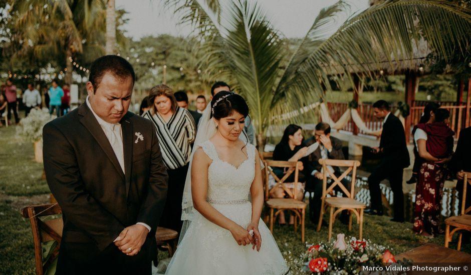 La boda de Jasiel y María en Ciudad Valles, San Luis Potosí
