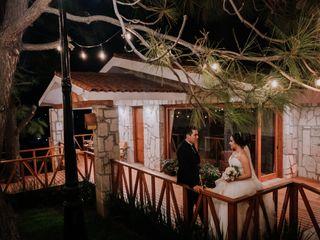 La boda de Paula y Isaac