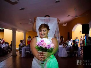 La boda de Karla  y Francisco 2