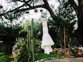 La boda de Edna y Anthony 1