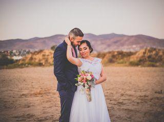 La boda de Stephanie y Jesus 1