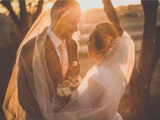 La boda de Stephanie y Jesus