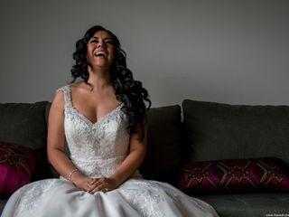 La boda de Griselda y David 3