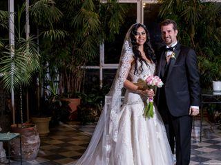 La boda de Griselda y David