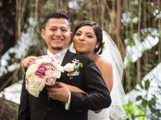 La boda de Andrea y Alessandro