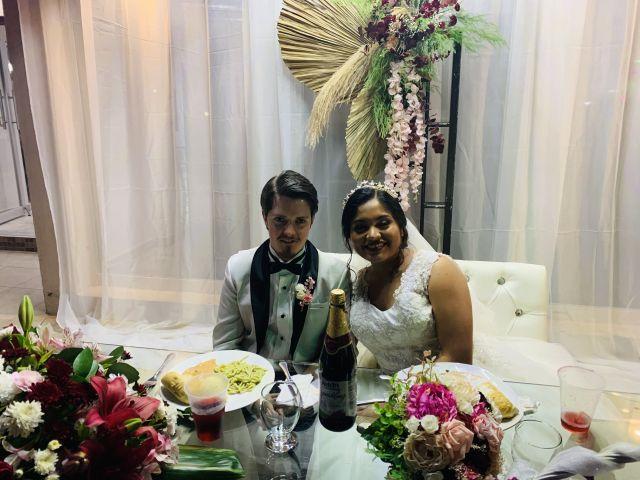 La boda de Marlen y Benjamin