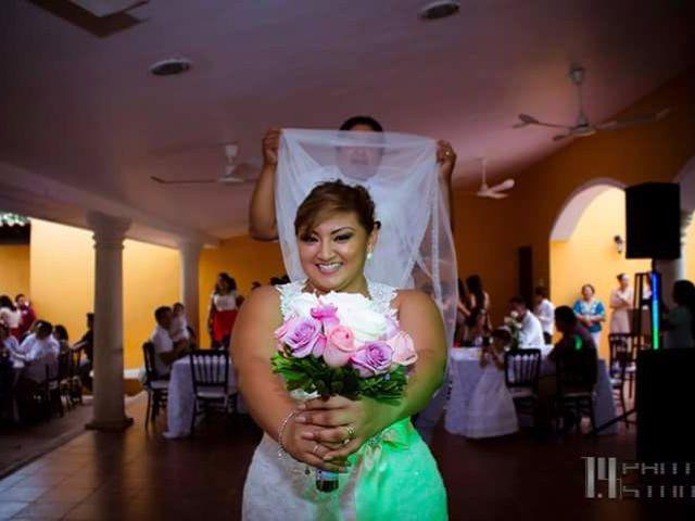 La boda de Francisco y Karla  en Mérida, Yucatán 4