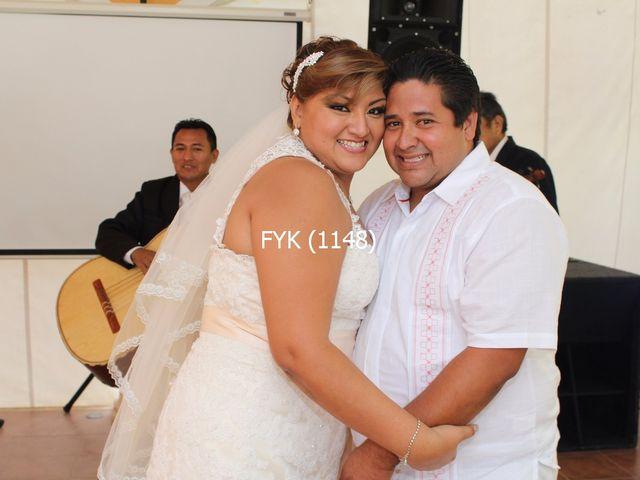 La boda de Francisco y Karla  en Mérida, Yucatán 10