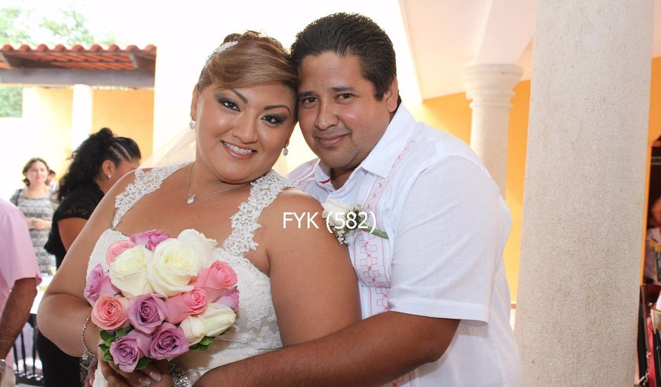 La boda de Francisco y Karla  en Mérida, Yucatán