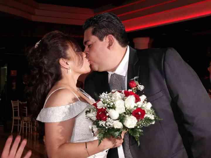 La boda de Belinda  y Carlos Alejandro