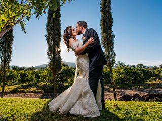 La boda de Mónica y Christian