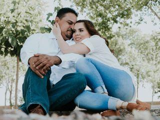 La boda de Reyna y Virgilio 3