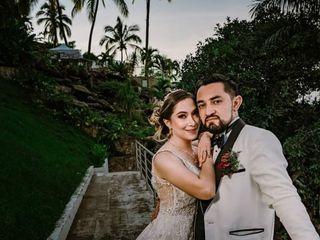 La boda de Diego y Scarlett
