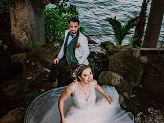 La boda de Diego y Scarlett 3