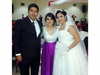 La boda de Samantha y Erik 1