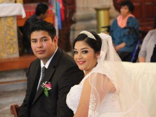 La boda de Samantha y Erik