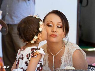 La boda de Alejandra y Dan  3