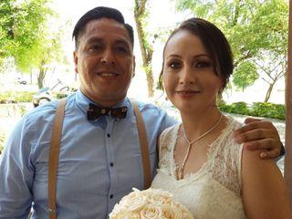 La boda de Alejandra y Dan  1