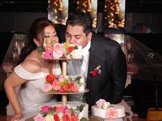 La boda de Belinda  y Carlos Alejandro 1