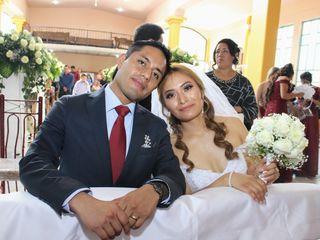 La boda de Victoria y Orlando