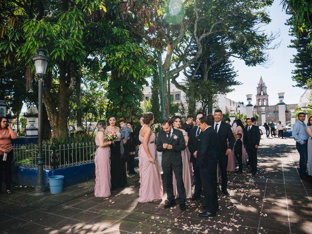 La boda de Christian y Mónica en San Martín Hidalgo, Jalisco 13