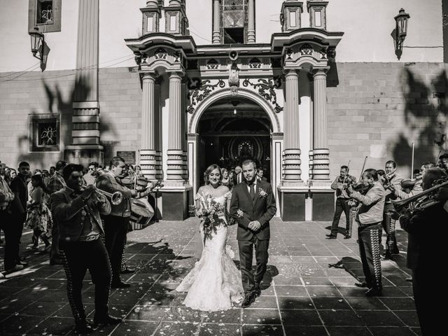 La boda de Christian y Mónica en San Martín Hidalgo, Jalisco 14