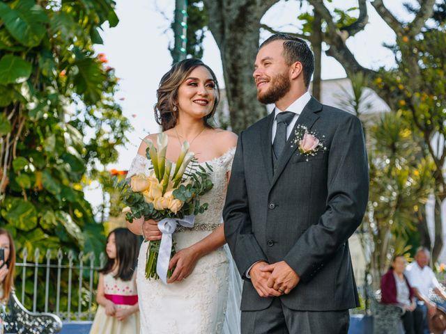 La boda de Christian y Mónica en San Martín Hidalgo, Jalisco 15