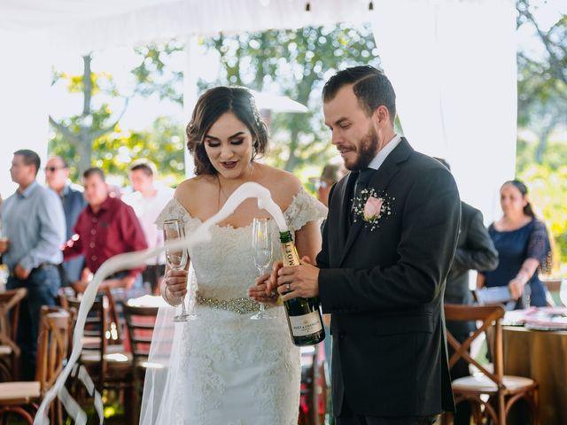 La boda de Christian y Mónica en San Martín Hidalgo, Jalisco 16
