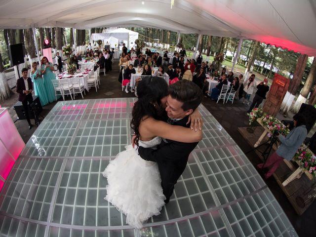 La boda de Enrique y Montse en Cuajimalpa, Ciudad de México 32