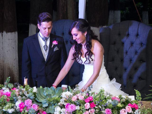 La boda de Enrique y Montse en Cuajimalpa, Ciudad de México 33