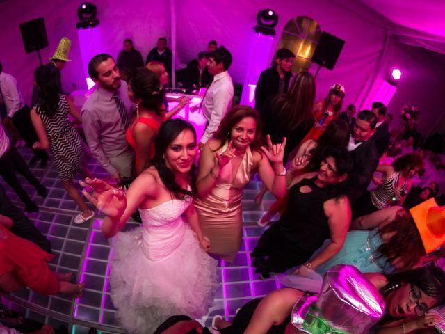La boda de Enrique y Montse en Cuajimalpa, Ciudad de México 37
