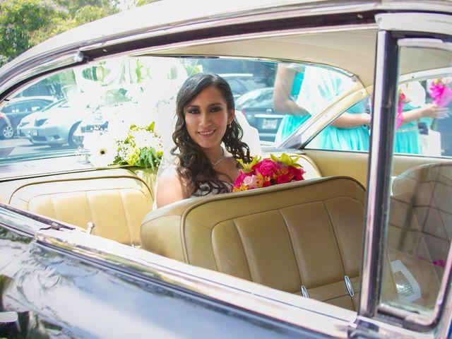 La boda de Enrique y Montse en Cuajimalpa, Ciudad de México 39
