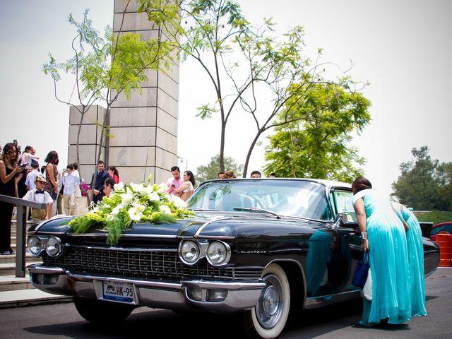 La boda de Enrique y Montse en Cuajimalpa, Ciudad de México 40