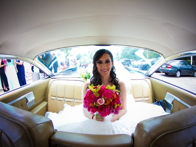La boda de Enrique y Montse en Cuajimalpa, Ciudad de México 41