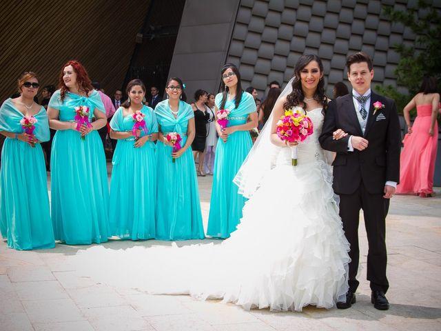 La boda de Enrique y Montse en Cuajimalpa, Ciudad de México 51