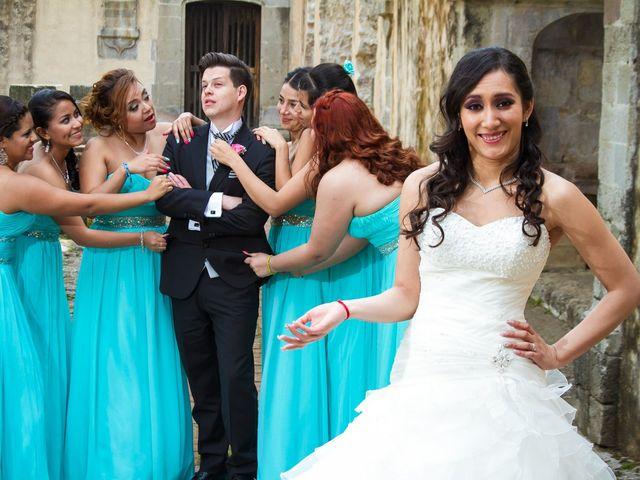 La boda de Enrique y Montse en Cuajimalpa, Ciudad de México 53