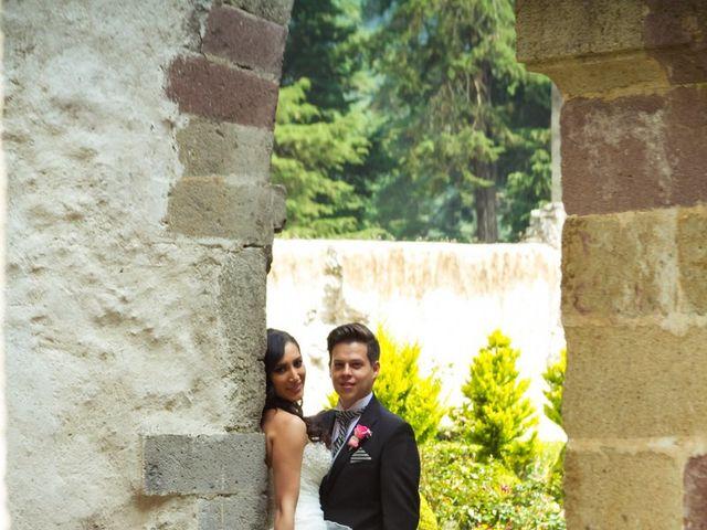 La boda de Enrique y Montse en Cuajimalpa, Ciudad de México 54