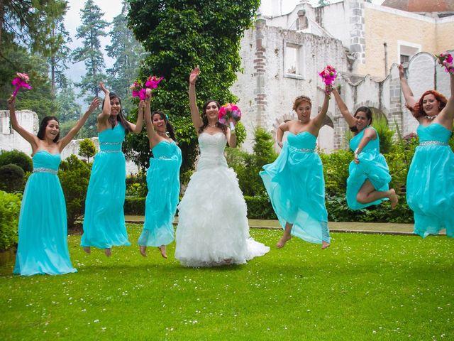 La boda de Enrique y Montse en Cuajimalpa, Ciudad de México 55