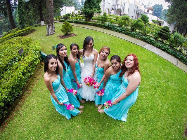 La boda de Enrique y Montse en Cuajimalpa, Ciudad de México 56